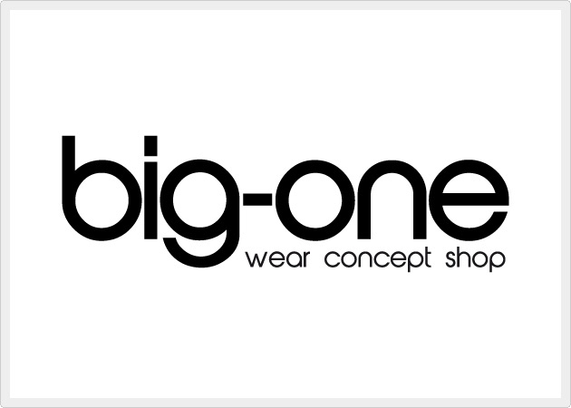BIG-ONE official on-line Shop